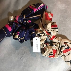 New J. Crew Hair Bows